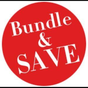 """Bundle your """"Likes"""" for savings. ❤️❤️"""